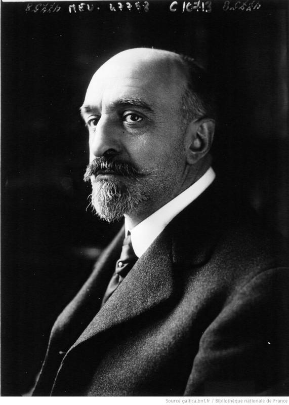 Portrait de Charcot