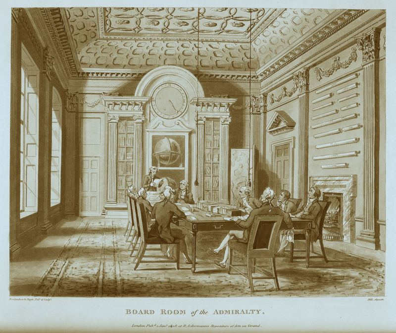 Board Room of the Admiralty