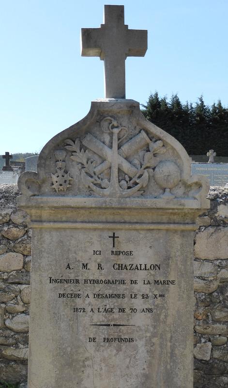 Tombe de Chazallon