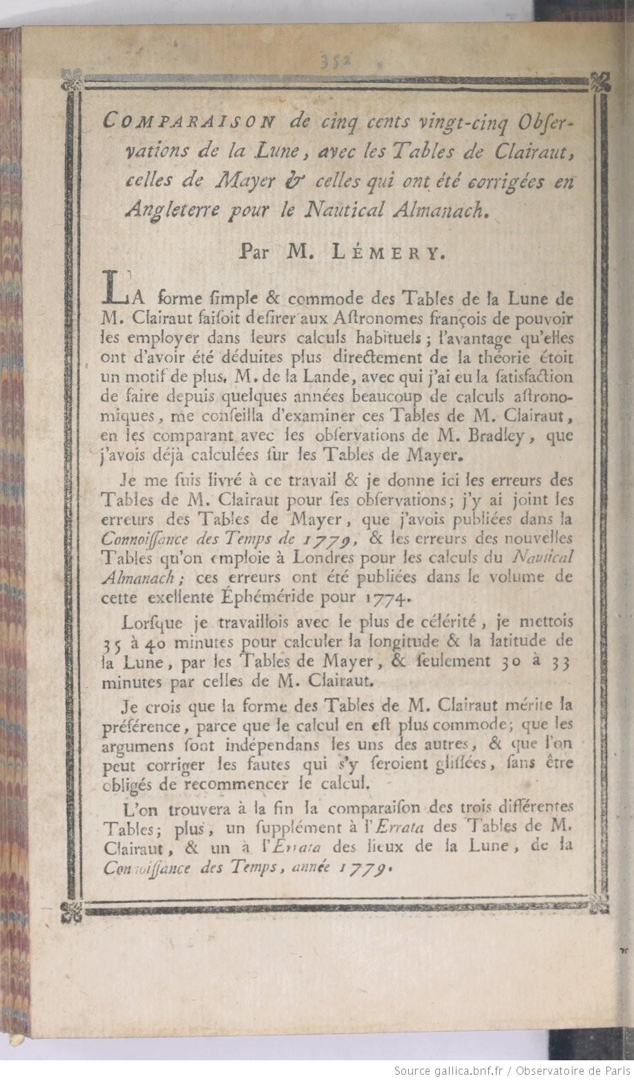 Extrait de la CDT 1783, p. 352