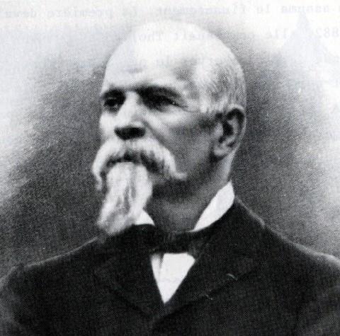 Portrait d'Henri Perrotin