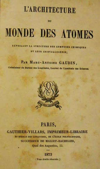L'architecture du monde des atomes