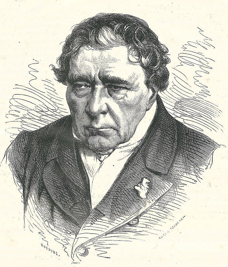Portrait de Jacques Babinet